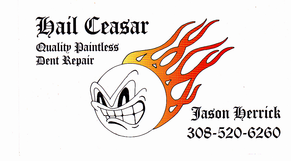 Cesar Hail Repair